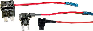 electa8 fuse tap for a radar detector  at mifinder.co