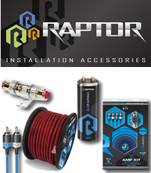 Raptor Installation Accessories- Sherco-Auto