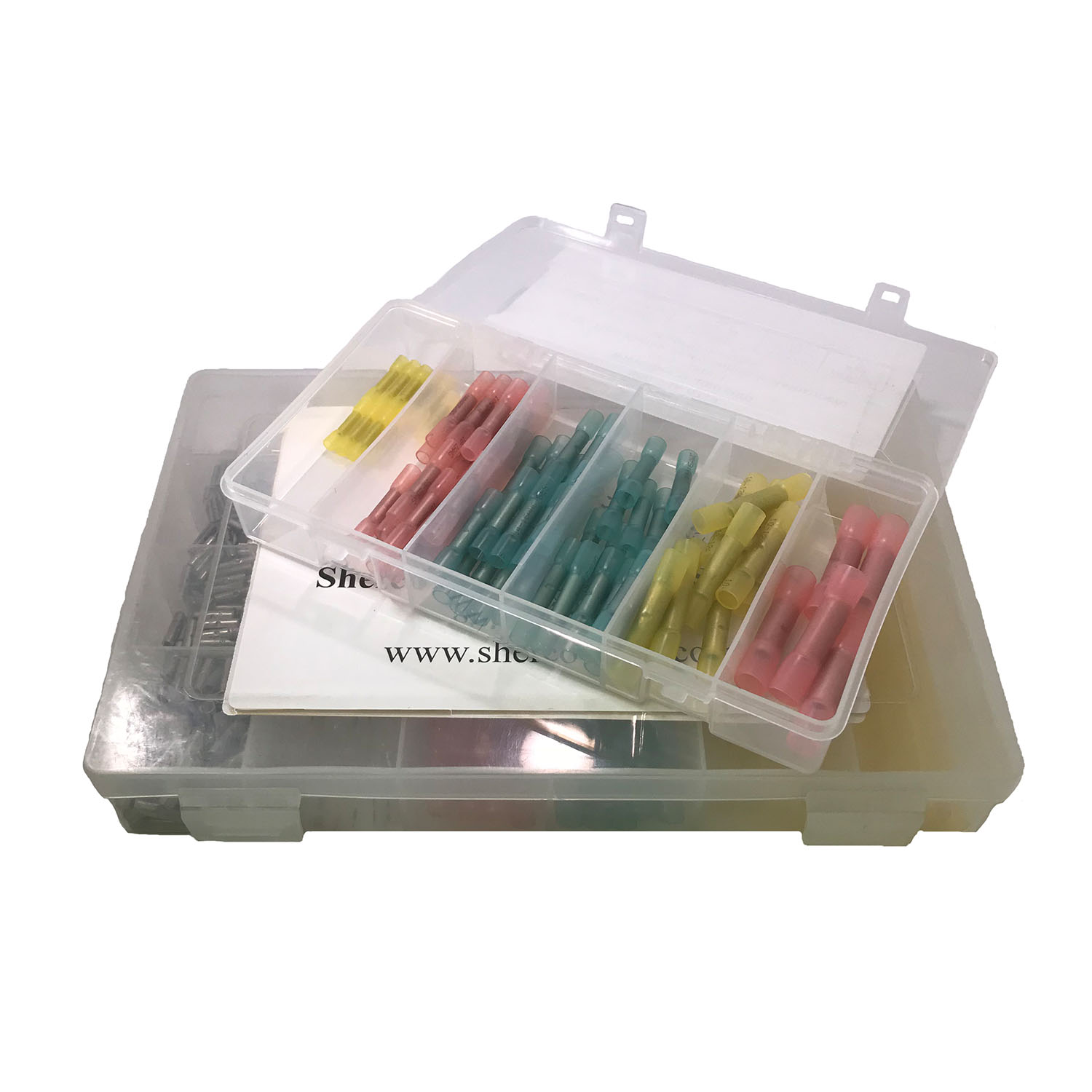 Electrical Supplies Wire Connectors Terminals Sherco Automotive Vehicle Wiring Specialists Marine Boxed Assortment Kits